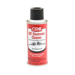 CRC QD ELECTRONIC CLEANER - 4.5 OZ