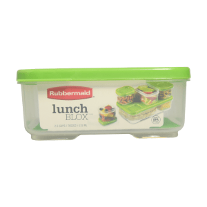 RUBBERMAID LUNCH BOX SANDWICH CONTAINER