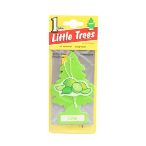 LITTLE TREES PENGHARUM MOBIL - LIME