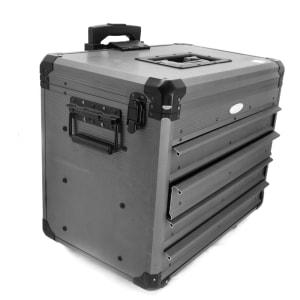 KRISBOW DRAWER CASE DENGAN TROLI - ABU ABU