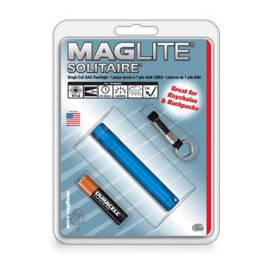 MAGLITE SENTER HANGPACK SOLITAIRE K3A116R - BIRU