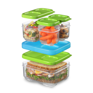 RUBBERMAID SET LUNCBLOX SANDWICH