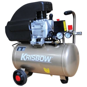 KRISBOW KOMPRESOR 2HP 24L 8BAR 1PH