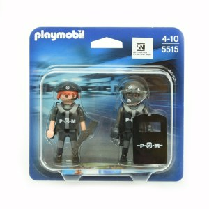 PLAYMOBIL CITY ACTION POLICE TEAM DUO PACK