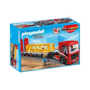 PLAYMOBIL TRAILER FLATBED