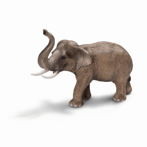 SCHLEICH ELEPHANT ASIAN MALE