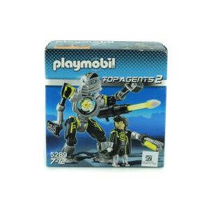 PLAYMOBIL MEGA MASTERS ROBO BLASTER 5289