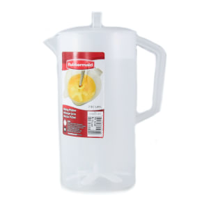 RUBBERMAID PITCHER PENCAMPUR 2 QT - PUTIH