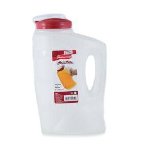 RUBBERMAID MIXERMATE BOTOL PITCHER 3.8 LTR - MERAH
