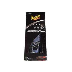 MEGUIARS BLACK WAX 7 OZ - HITAM