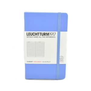 LEUCHTTURM NOTEBOOK KOTAK A6 - CORNFLOWER