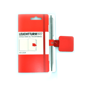 LEUCHTTURM PEN LOOP - MERAH