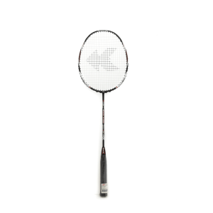 KINETIC B-1000 RAKET BADMINTON DENGAN COVER - HITAM