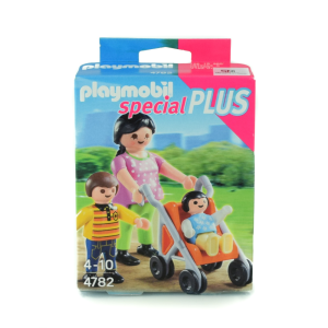 PLAYMOBIL MOTHER WITH CHILDREN