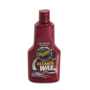 MEGUIARS CLEANER WAX LIQUID 16 OZ