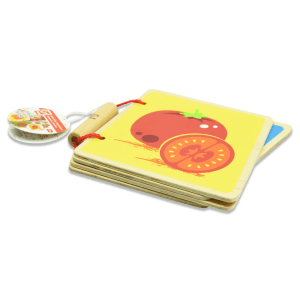 HAPE BABY BOOK VEGETABLES