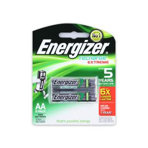 ENERGIZER RECHARGE EXTREME AA 2300 MAH