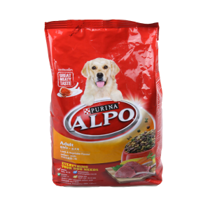 ALPO DOG FOOD LAMB VEGETABLE 1.5 KG