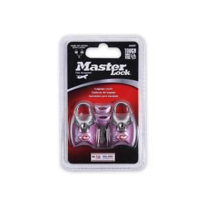MASTER LOCK GEMBOK TSA 1 INCI (2 PCS)