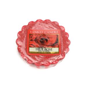 YANKEE TRUE ROSE CANDLE TART