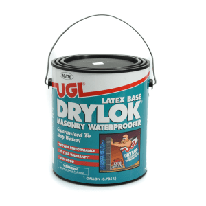 DRYLOK WATERPROOF LATEX 1 GALLON