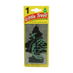 LITTLE TREES PENGHARUM MOBIL - BLACKBERRY CLOVE
