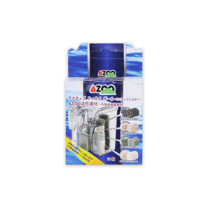 AZOO FILTER AKTIF AKUARIUM 12 PCS