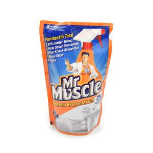 MR MUSCLE PEMBERSIH KAMAR MANDI 5IN1 ISI ULANG