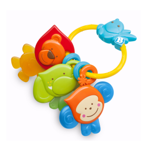 BKIDS TEETHING PALS SAFARI BEBEE