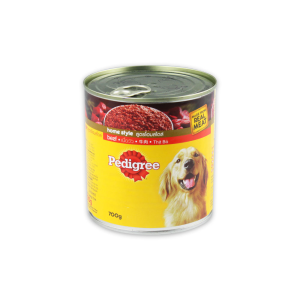 PEDIGREE CAN BEEF 700 GR