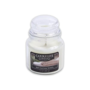 CANDLE LITE SOFT COTTON BLANKET LILIN AROMATERAPI 85 GR
