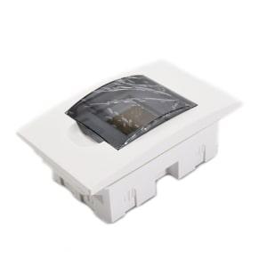 SCHNEIDER BOX MCB 1 BARIS - 4 MCB