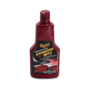 MEGUIARS DEEP CRYSTAL CARNAUBA WAX 16 OZ