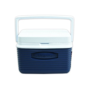 RUBBERMAID COOLER VICTORY 4,7 LITER - BIRU
