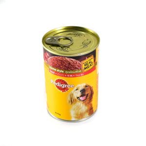PEDIGREE CAN BEEF 400 GR