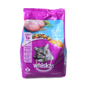 WHISKAS DRY FOOD OCEAN FISH 1.2 KG