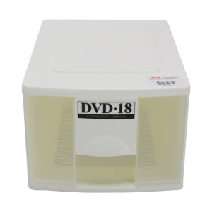 CLOVER BOKS DVD - PUTIH