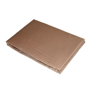 FIORE SARUNG BANTAL TENCEL 50X75 CM - COKELAT