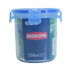 KOMAX BIOKIPS TEMPAT MAKAN SILINDER 550 ML