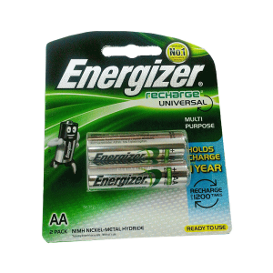 ENERGIZER RECHARGE UNIVERSAL AA