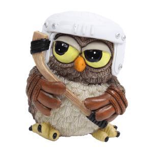 INFORMA CELENGAN KOIN - OWL HOCKEY