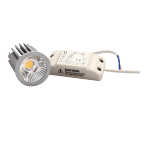 Q LED LAMPU SOROT NON-DIMMABLE 9W 3000K