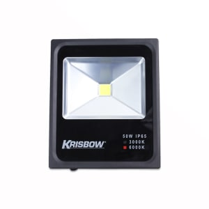 KRISBOW LAMPU LED FLOOD 50W 6000K IP65