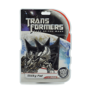 X CAR STICKY PAD - TRANSFORMER DECEPTICONS