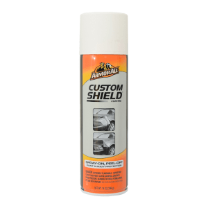 ARMOR ALL CUSTOM SHIELD COATING 14 OZ - PUTIH