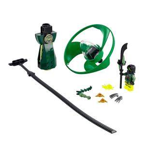 LEGO NINJAGO - AIRJITZU MORRO