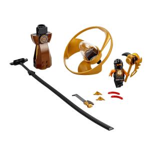 LEGO NINJAGO - AIRJITZU COLE