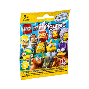 LEGO MINIFIGURES THE SIMPSONS SERIES