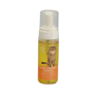 CATIDEA SHAMPOO FOAMING WATERLESS CLOVE & PINE