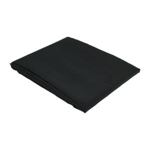 TIRAI KAMAR MANDI BASIC BLACK 180X180 CM